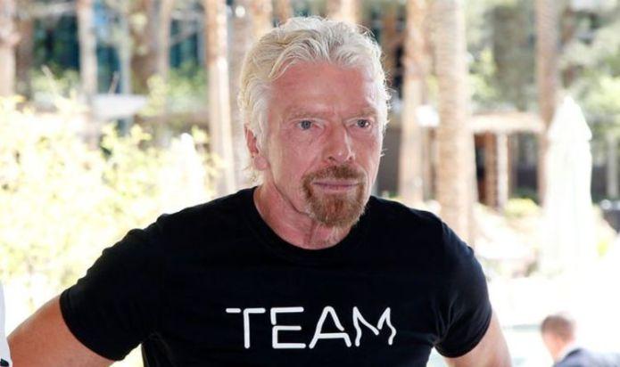 Richard Branson's Brexit rant before space flight: 'UK will rejoin EU!'