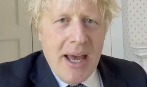 PM hits back after U-turn: Boris insists he only 'briefly' considered not isolating