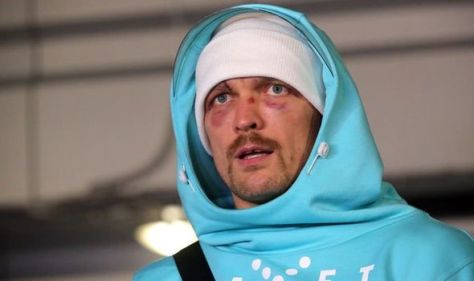 Oleksandr Usyk's stance on fighting Anthony Joshua in rematch after comprehensive win