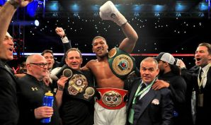 Image result for Klitschko victory doesn't top winning Olympic gold - Joshua