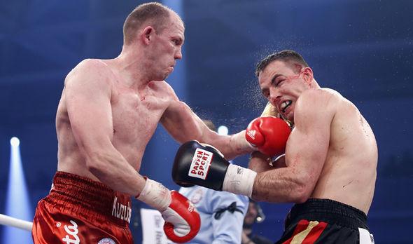 Boxer Eduard Gutknecht
