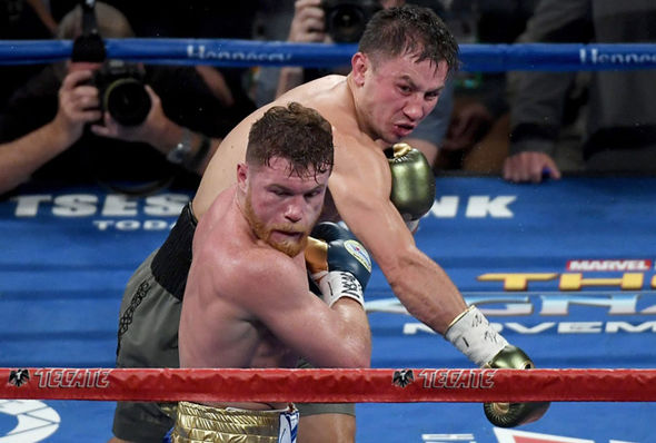 Image result for canelo vs ggg