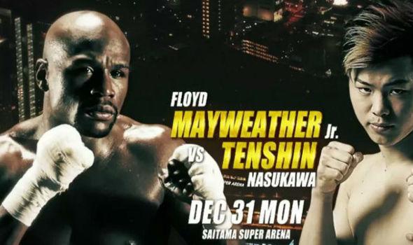 Floyd Mayweather Tenshin