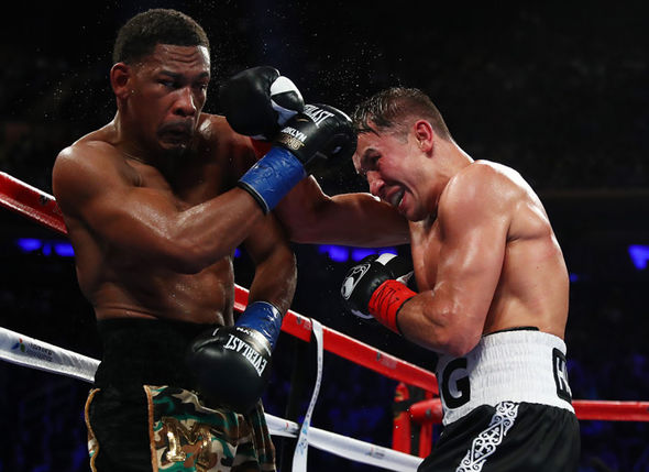 GEnnady Golovkin fought Daniel Jacobs last time around