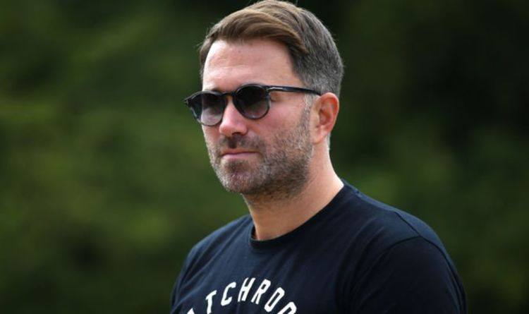 Eddie Hearn weighs in on Tyson Fury's doubts over Anthony Joshua fight