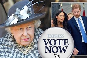 Royal POLL: Should Prince Harry and Meghan Markle be stripped of their official titles?