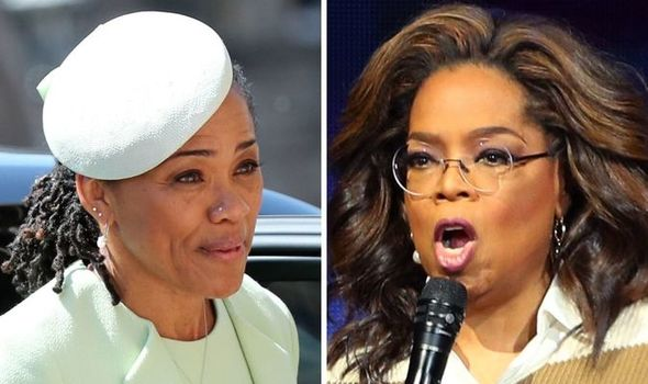 Doria Ragland caused Oprah Winfrey outburst over claims she'd been 'bribed for interview'