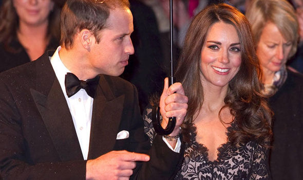 Kate William And Prince Harry To Attend Premiere Of James