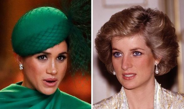 Meghan Markle: The Duchess' time with the royals was compared to Princess Diana's