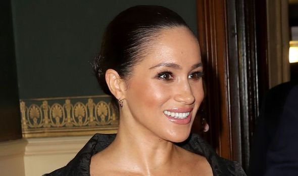 Meghan's adorable nickname was revealed by a charity she supports