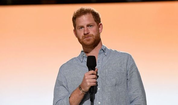 Prince Harry: The royal was accused of using media appearances to 'sate his narcissism'