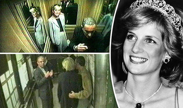 Princess Diana Death Final Moments Pictured