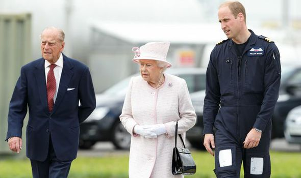 Prince William is favoured to take over from the Queen over his dad Prince Charles