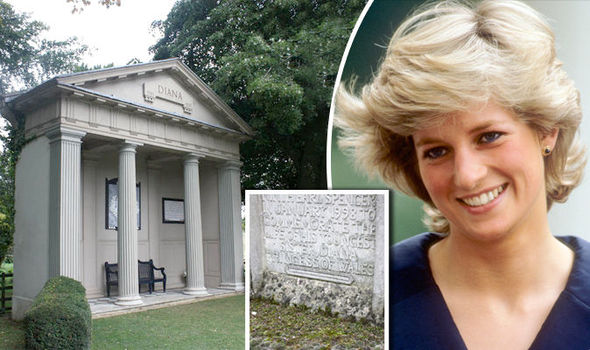 Princess Diana Body In Coffin