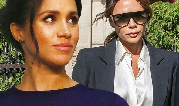 Meghan Markle has revealed she would never be seen in a Victoria Beckham dress