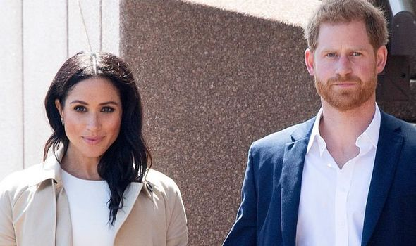 prince harry twitter candace owens meghan markle interview royal family news