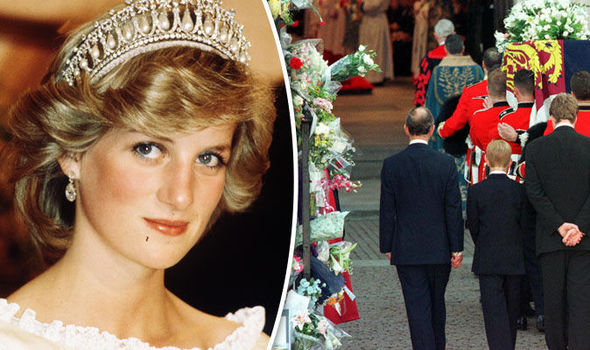 Princess Diana Getty