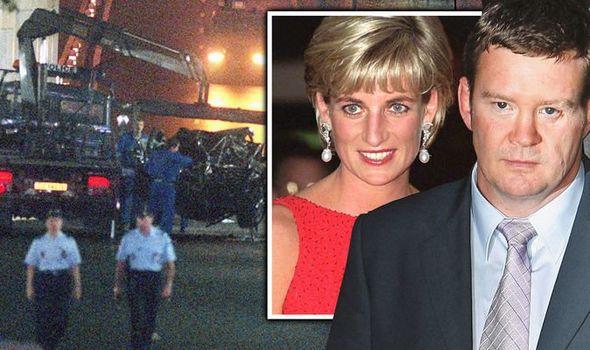 princess diana news death paris crash bodyguard missing minutes