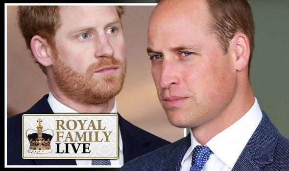 royal family news prince harry prince william latest