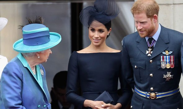 Meghan reportedly did not want to be a voiceless figurehead