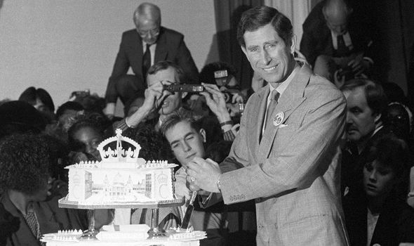 Prince Charles News Red Faced Heir Called Out Extremely Embarrassing Birthday Tradition Royal News Express Co Uk