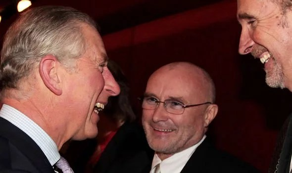 Prince Charles Birthday Party Hit By Phil Collins Blunder After Insensitive Song Choice Royal News Express Co Uk