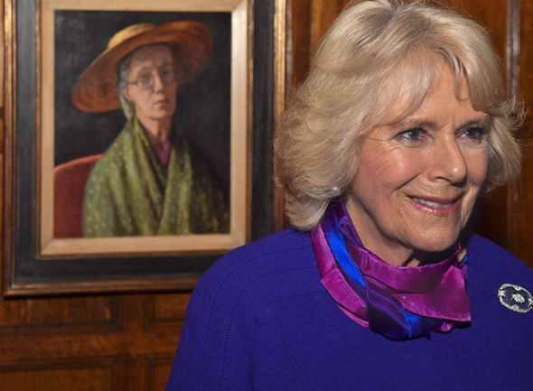 Duchess of Cornwall, Camilla
