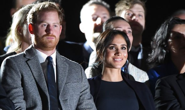 Harry and Meghan broke away from the Royal Family in 2020