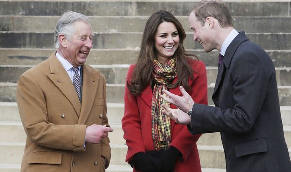 Kate helped bring Charles and William closer together