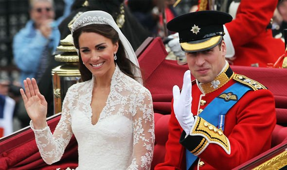 Kate, Duchess of Cambridge, and Prince William