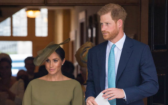 Meghan and Harry have said they are eager to start a family