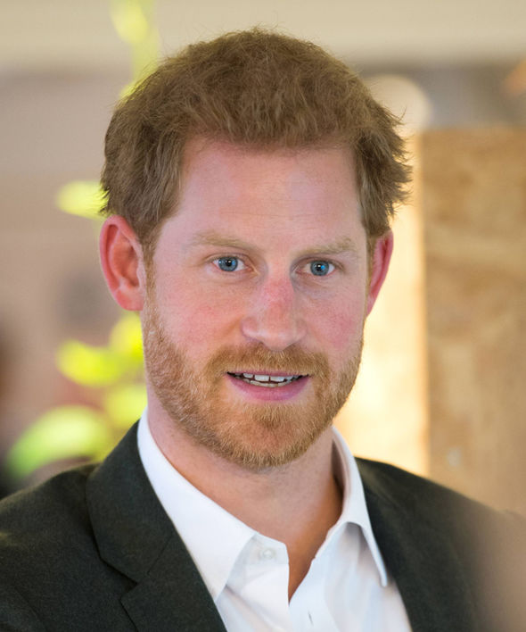 Prince Harry warns young people spend too much time on ...