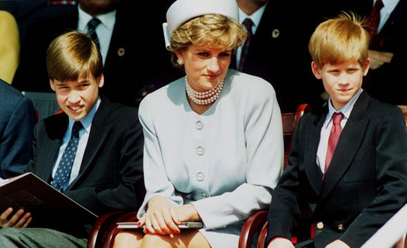 Prince Harry William Princess Diana  Prince William admits he's still in shock 20 years after Diana's death | Royal | News Prince Harry William Princess Diana 904129