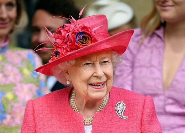 The Queen stayed at Windsor Castle