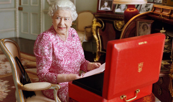 The Queen usually holds weekly meetings with the PM but has not done so this year