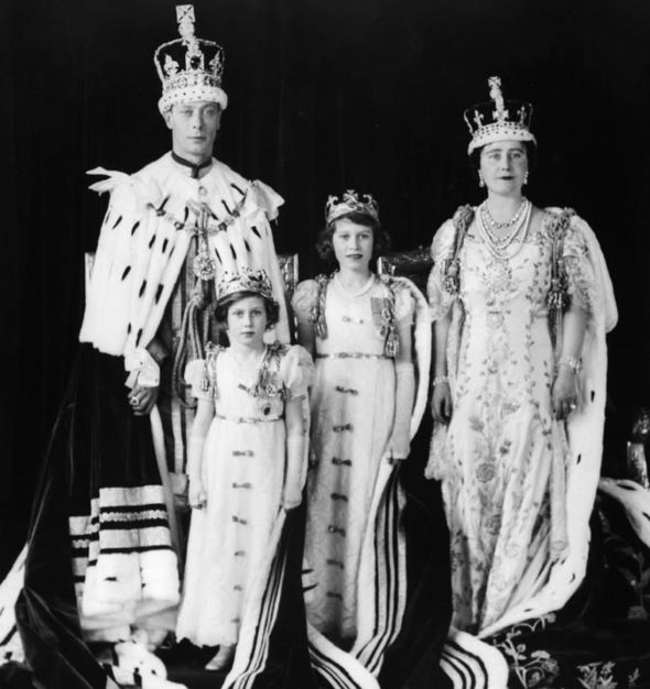 King George's coronation