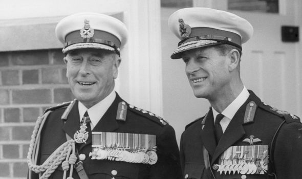 lord mountbatten prince philip
