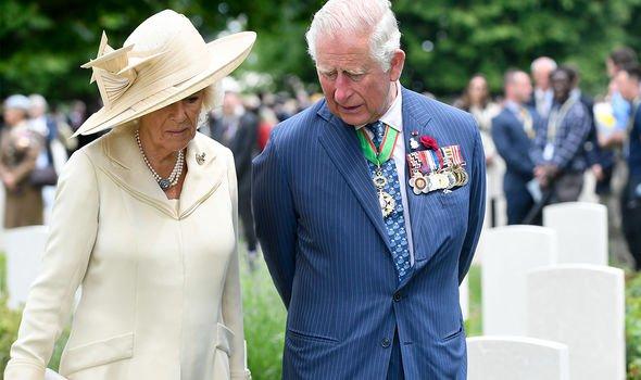 meghan markle news prince harry prince charles camilla parker bowles christmas royal news