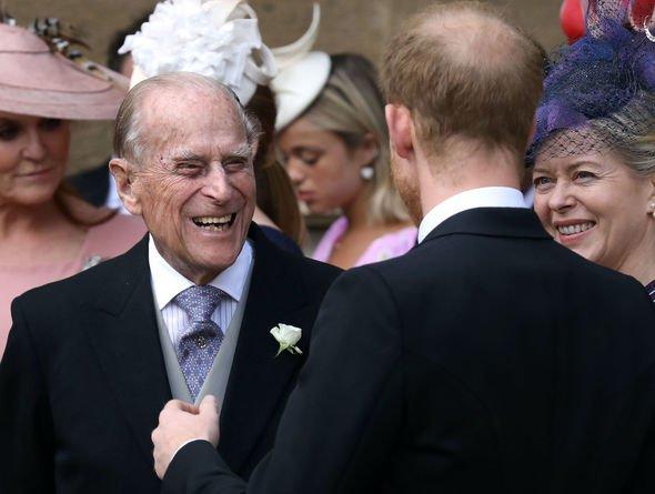prince philip health update duke of edinburgh hospital health latest royal family news