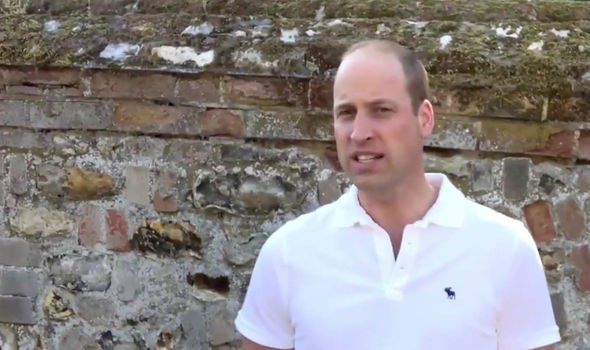 prince william new video tusk duke of cambridge house royal news