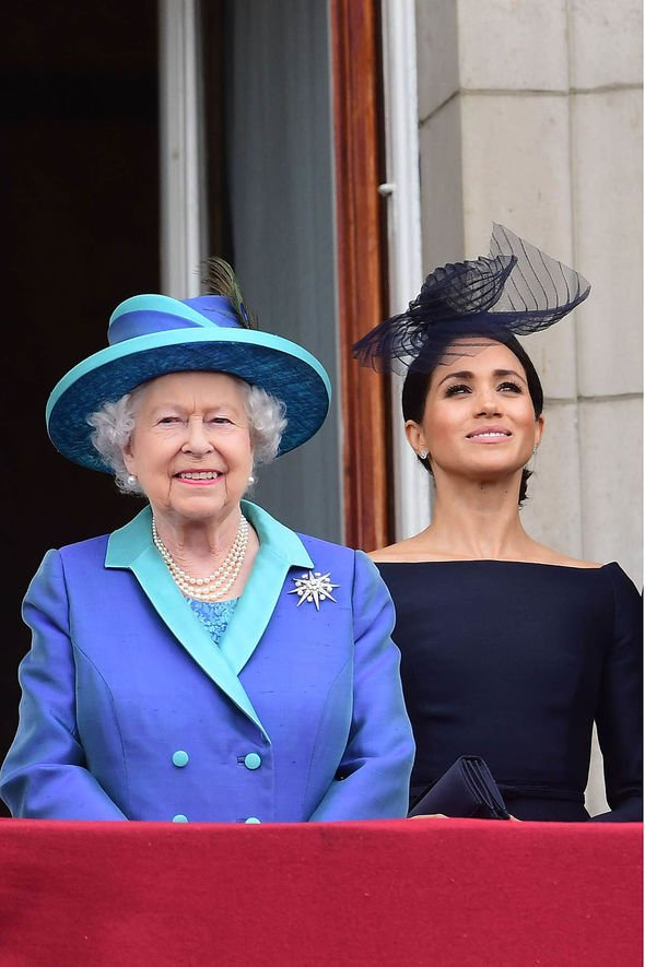 queen news meghan markle prince harry interview reaction royal family news prince charles