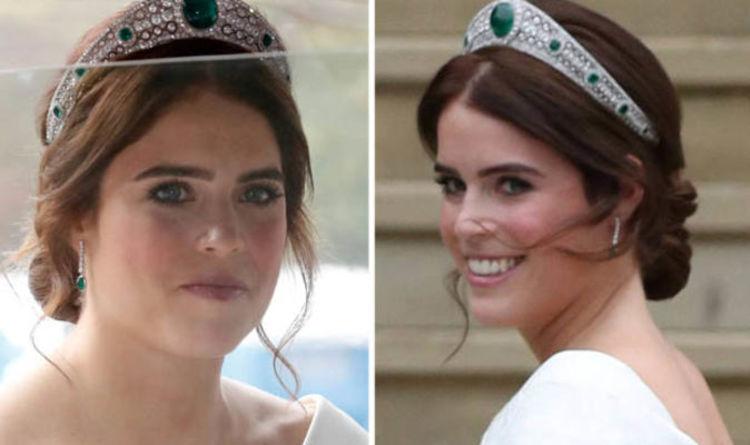 Princess Eugenie tiara: What is the York tiara? Will Eugenie wear ...