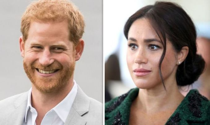 Meghan Markle SHOCK claim: Duchess was NOT only woman Harry was dating when they first met