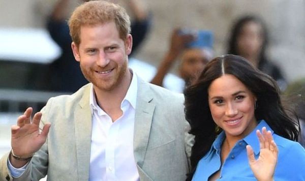Royal Tour LIVE: Meghan Markle, Harry and Archie arrive in South Africa -
