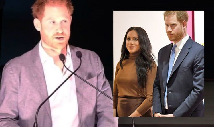 "Prince Harry breaks the silence by claiming he has ""no choice"" other than to step back as real Real 