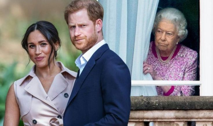 Prince Harry warned Queen 'will be watching' next step Duke takes with Meghan Markle