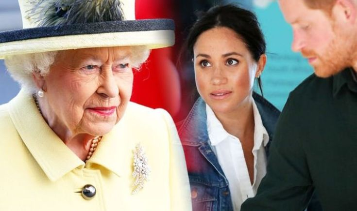 Meghan Markle warning: Queen would be 'unimpressed' by recent events - expert claim