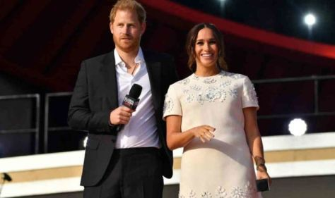 Lilibet and Archie reunited with Prince Harry and Meghan Markle after NY trip