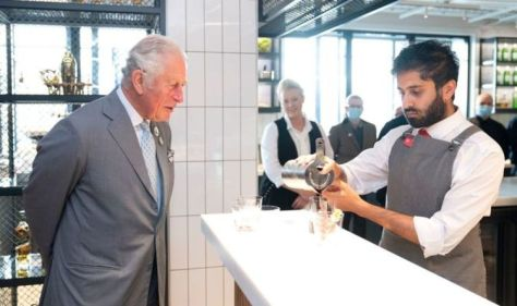 Prince Charles' charity begins partnership with Johnnie Walker over a unique Scottish dram