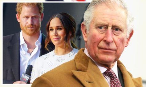Royal Family LIVE: Charles could deny Meghan and Harry major royal perk